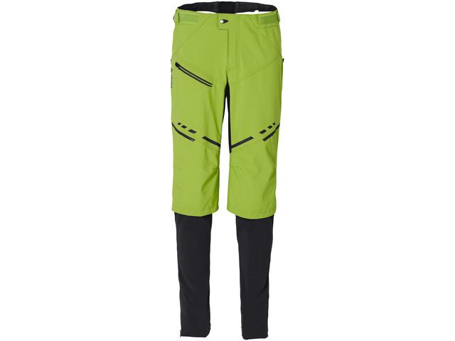 VAUDE Virt II - Pantalón largo Hombre - verde